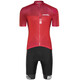 Red Cycling Products Pro Race Set da ciclismo Uomo rosso
